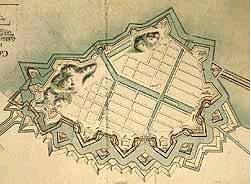 Goteborgs Historia Sett Genom Kartmaterial